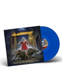 WARFECT - Spectre Of Devastation / LIMITED EDITION BLUE LP
