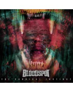 BLOODSPOT - The Cannibal Instinct / Digipak CD