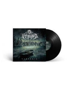 UTBYRD - Varskrik / BLACK LP