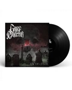 GRIEF COLLECTOR - En Delirium / Black LP