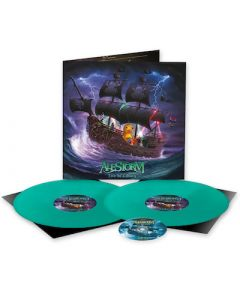 ALESTORM - Live in Tilburg / LIMITED EDITION MINT GREEN 2LP + DVD