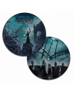 MEMORIAM - To The End / PICTURE DISC LP