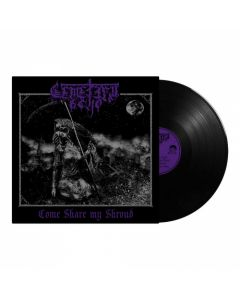 CEMETERY ECHO - Come Share My Shroud EP / BLACK LP PRE-ORDER RELEASE DATE 8/20/21