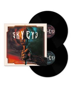 SKYEYE - Soldiers Of Light / BLACK 2LP