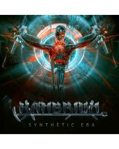 KAMBRIUM - Synthetic Era / CD PRE-ORDER RELEASE DATE 7/9/21