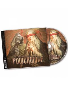 POWERWOLF - Dancing With The Dead / Maxi Single CD SHIPPING BY 7/23/21