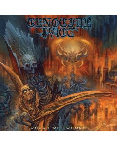 GENOCIDE PACT - Order Of Torment / CD