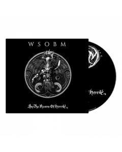 WSOBM - By The Rivers Of Hell / Digipak CD PRE-ORDER RELEASE DATE 11/19/21
