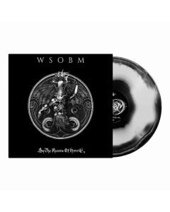 WSOBM - By The Rivers Of Hell / LIMITED EDITION Black White Merge LP PRE-ORDER RELEASE DATE 11/19/21