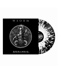 WSOBM - By The Rivers Of Hell / LIMITED EDITION Black White Splatter LP PRE-ORDER RELEASE DATE 11/19/21