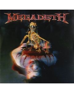 MEGADETH - The World Needs A Hero / CD