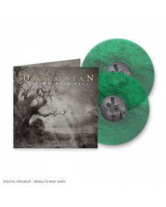 DRACONIAN - Arcane Rain Fell / LIMITED EDITION MARBLE GREEN BLACK 2LP PRE-ORDER ESTIMATED RELEASE DATE 12/17/21