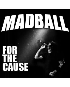 MADBALL - For The Cause / Clear LP