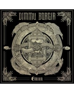DIMMU BORGIR - Eonian / Black+Bone Swirl LP