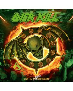 OVERKILL - Horrorscope (Live In Overhausen) / Splatter 2LP