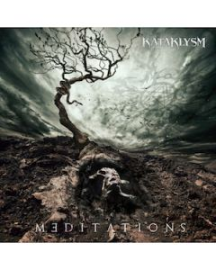 KATAKLYSM - Meditation / Splatter LP