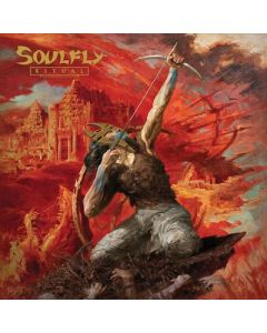 SOULFLY - Ritual / Brown LP