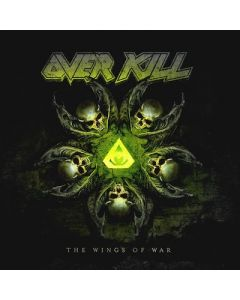 OVERKILL - The Wings Of War / Digipak CD