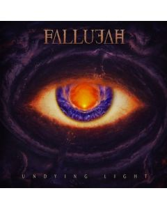 FALLUJAH - Undying Light / Orange Marble LP