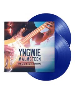 YNGWIE MALMSTEEN - Blue Lightning / Blue 2LP