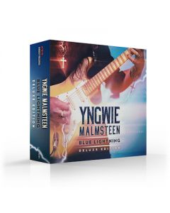 YNGWIE MALMSTEEN - Blue Lightning / Deluxe CD