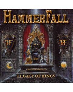 HAMMERFALL-Legacy Of Kings/CD