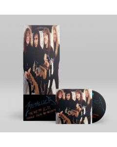 METALLICA - The $5.98 EP Garage Days Re-Revisited / Limited Longbox CD