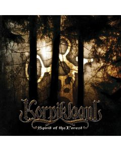 KORPIKLAANI - Spirit Of The Forest CD