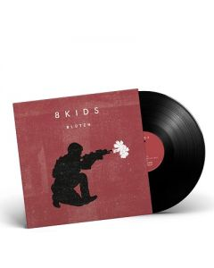 8KIDS-Bluten/Limited Edition BLACK Vinyl Gatefold LP