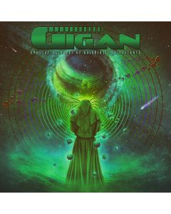 GIGAN - Undulating Waves of Rain Biotic Iridescence / LP