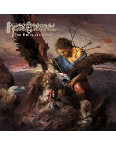 HATE ETERNAL - Upon Desolate Sands / Red LP