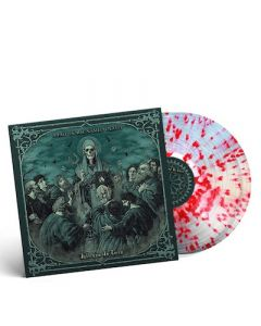 A PALE HORSE NAMED DEATH - Infernum In Terra / NAPALM RECORDS EXCLUSIVE CLEAR RED 2LP PRE-ORDER RELEASE DATE 9/24/21