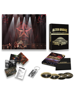 ALTER BRIDGE-Live At The Royal Albert Hall (Featuring The Parallax Orchestra)/Limited Edition Deluxe Boxset