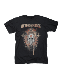 ALTER BRIDGE-Royal Skull/T-shirt