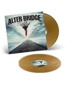 ALTER BRIDGE - Walk The Sky / Limited Edition GOLD 2LP W/ ETCHING