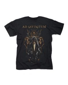 AD INFINITUM - Chapter II - Legacy / T-Shirt PRE ORDER RELEASE DATE 11/12/21