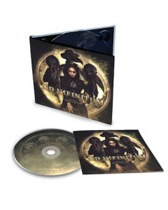 AD INFINITUM - Chapter I - Monarchy / Digipak CD