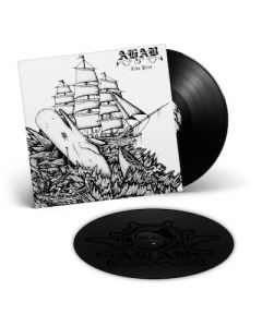 AHAB - Live Prey / Black 2LP + T-Shirt Bundle