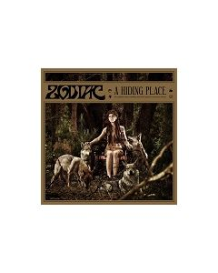 ZODIAC-A Hiding Place/CD