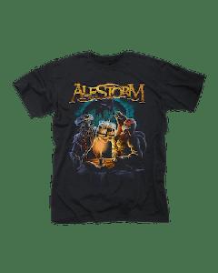 ALESTORM-25 Year Anniversary/T-Shirt