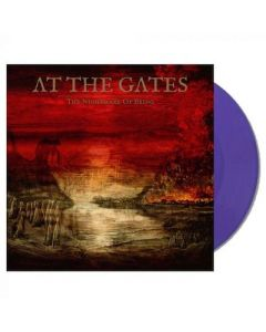 AT THE GATES - The Nightmare Of Being / NAPALM RECORDS EXCLUSIVE LILAC HALLUCINATION LP PRE-ORDER RELEASE DATE 7/2/21