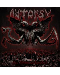 AUTOPSY - All Tomorrow's Funerals / CD