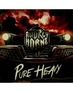 AUDREY HORNE - Pure Heavy/Digipack Limited Edition CD