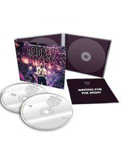AUDREY HORNE - Waiting For The Night / Digipak CD + Blu-Ray