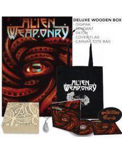 ALIEN WEAPONRY - Tangaroa / LIMITED EDITION WOODEN BOXSET