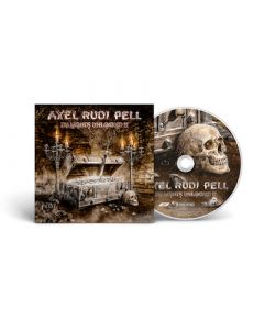 AXEL RUDI PELL - Diamonds Unlocked II / Digipak CD PRE-ORDER RELEASE DATE 7/30/21