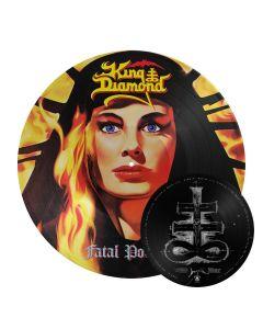 KING DIAMOND - Fatal Portrait / Picture Disc LP