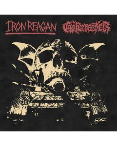 IRON REAGAN / GATECREEPER - Split CD