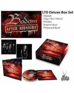 BODOM AFTER MIDNIGHT - Paint The Sky With Blood / DELUXE BOX SET