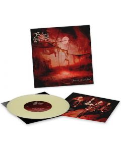 BODOM AFTER MIDNIGHT - Paint The Sky With Blood / LIMITED EDITION GLOW IN THE DARK 10 INCH EP PRE-ORDER RELEASE DATE 5/28